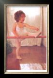 Tutu Sweet Limited Edition Framed Print by Harvey Edwards