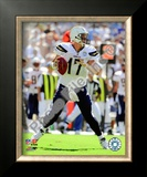 Phillip Rivers 2009 Framed Photographic Print