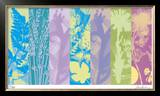 GardenSpirits II Limited Edition Framed Print by Lois Bender