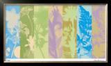 GardenSpirits I Limited Edition Framed Print by Lois Bender