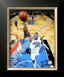 Mickael Pietrus - '09 Finals Framed Photographic Print
