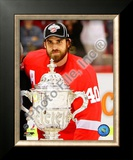 H. Zetterberg - '09 West. Conf. Champ Trophy Framed Photographic Print