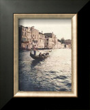 Gondolier Print by Amy Melious