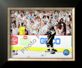 Evgeni Malkin - 2009 Playoffs / Hat Trick Celeb Framed Photographic Print