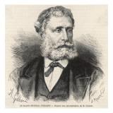 John Charles Fremont American Explorer, Giclee Print
