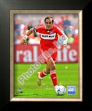 Cuauhtemoc Blanco 2008 Action (77) Framed Photographic Print