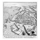 France Marseille Giclee Print