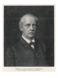 Hermann Von Helmholtz German Physicist, Anatomist and Physiologist, Giclee Print