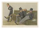'Fourth Party' Tories Giclee Print