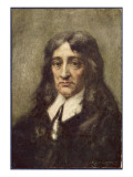 John Milton, Writer, Giclee Print