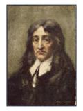 John Milton, Writer, Giclee Print