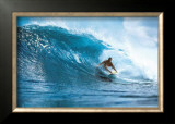 Surf Prints by Sylvain Cazenave