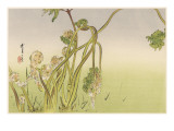Japanese Print - Plants Giclee Print by Robert Gillmor