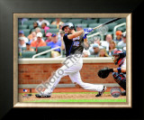 Jeff Francoeur 2009 Framed Photographic Print