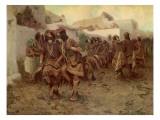 Hopi Snake Dance Giclee Print