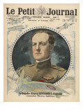 General Benjamin Foulois, Chief of Air Service for the American Expeditionary Forces Giclee Print