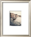 Gondolier Prints by Amy Melious