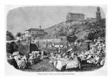 Eleusis, Greece, Giclee Print
