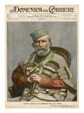 Giuseppe Garibaldi Italian Patriot Giclee Print