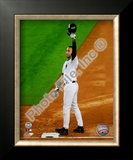Derek Jeter 2722 Hits Framed Photographic Print