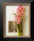 Hyacinth, Euro-Floral Art by Dorothy Gaubert Pyle