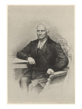 Jan Evangelista Purkyne (Or Purkinje) - Bohemian Physiologist from Prague, Friend of Goethe Giclee Print