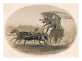 Indian Carriage Giclee Print