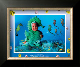 Water Babies Seahorse Posters by Tom Arma