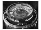 Gyrostatic Compass, 1912 Giclee Print
