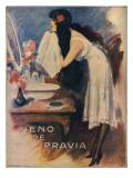 Heno De Pravia Soap Giclee Print