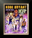Kobe Bryant -'09 Finals MVP Framed Photographic Print