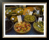 Olives, Antibes Art by Zeny Cieslikowski