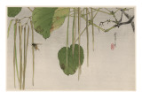 Japanese Print - Bee Giclee Print by Robert Gillmor