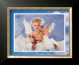 Heavenly Kids Listen Prints by Tom Arma
