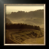 Sunrise Over Tuscany III Prints by Shelley Lake