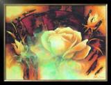 La Vie en Rose I Prints by Betty Jansma