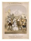 I Puritani, Giclee Print
