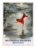 Huntley and Palmer Giclee Print