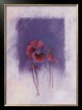 Scarlet Violet Poster by Matilda Ellison