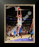 Pau Gasol - '09 Finals Framed Photographic Print