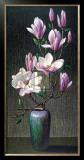 Pink Magnolias Prints by Vladimir Tretchikoff