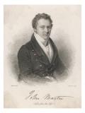 John Martin English Painter Giclee Print