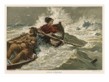 Forfarshire Shipwreck Giclee Print