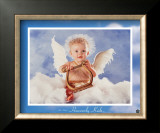 Heavenly Kids Harp Posters by Tom Arma