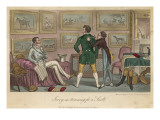 Jerry and Tailor 1820 Giclee Print