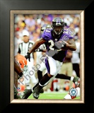 Willis McGahee 2009 Framed Photographic Print