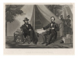 Grant and Sherman Giclee Print