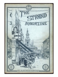 Front Cover of the Strand Magazine, May 1891 Giclee-trykk