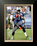 Vince Young Framed Photographic Print