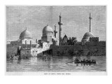 General View of the Town, Seen from the Tigris Giclee Print